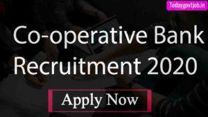 Co-operative Bank Recruitment 2020