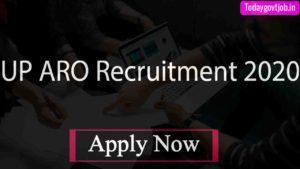 up aro recruitment 2020