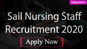 Sail Nursing Recruitment 2020