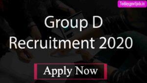 Municipality Recruitment 2020