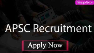 APSCRecruitment 2021